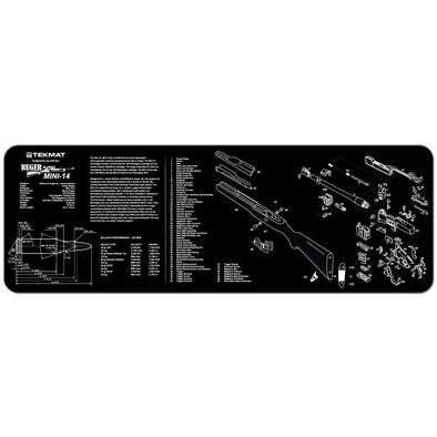 "Ruger Mini 14 Cleaning Mat - 12"" X 36"""