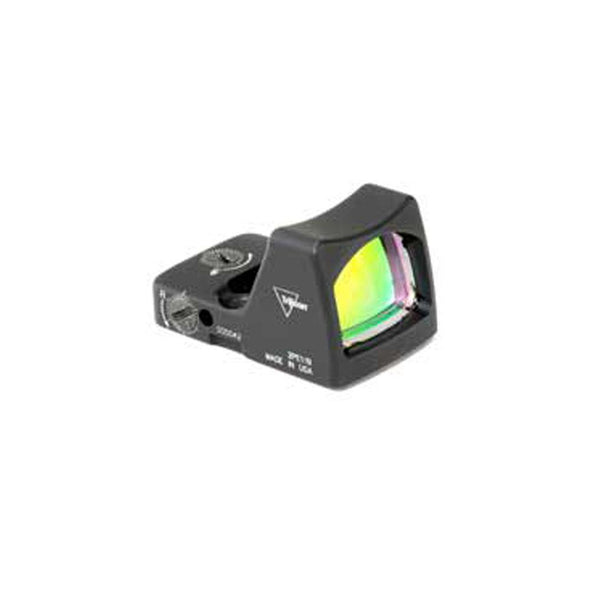 Rmr Type 2 Led Sight - 3.25 Moa Led Red Dot - Trijicon Optics | EM Self Defense and Security - quality shooting optics, affordable marksman rangefinder, inexpensive rifle scopes