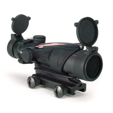 Acog 4x32, Army Rifle Combat Optic For The M150 W- Ta51 Mount Riflescope - Trijicon Optics | EM Self Defense and Security - quality shooting optics, affordable marksman rangefinder, inexpensive rifle scopes