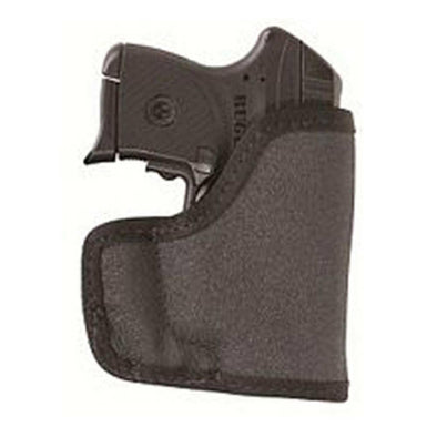Jr. Roo Pocket Holster - Size 19, Fits Mk9-40 Kel Tec Pf9 W-crimson Trace Laser - TUFF Products Shooting | EM Self Defense and Security - high quality concealed carry holsters, ankle gun holsters concealed, gun holder for car