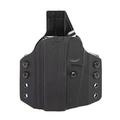 Ccw Boltaron Holster - Ruger Sec 9, Black, Right Handed