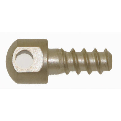 "Wood Stud - .50"", Nickel Bulk"