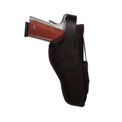 "Sidekick Ambidextrous Hip Holsters - Size 5: 4 1-2"" - 5"" Barrel Large Autos - Uncle Mike's Shooting 