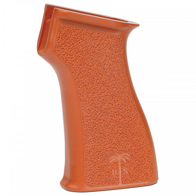 Ak Orange Bakelite Color Pistol Grip