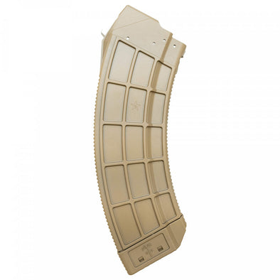 Ak30 7.62x39 Fde 30rd Mag Ss Latch Cage