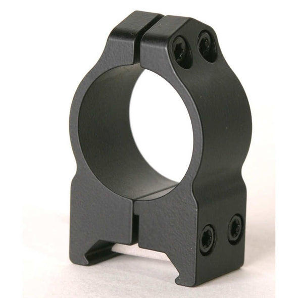 "Fixed Rings - Matte, Medium, 1"" - Warne Scope Mounts Optics 