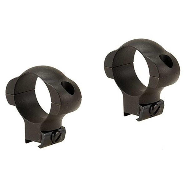 "Grand Slam Top Mount Rings - Matte, High, 1"" - Weaver Optics 