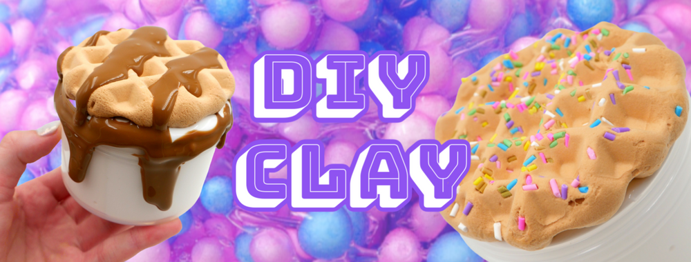 DIY Clay Slime