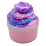 UNICORN FLUFFY CUPCAKE