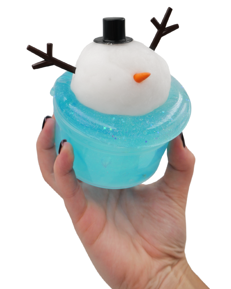 MELTED SNOWMAN FLOAT