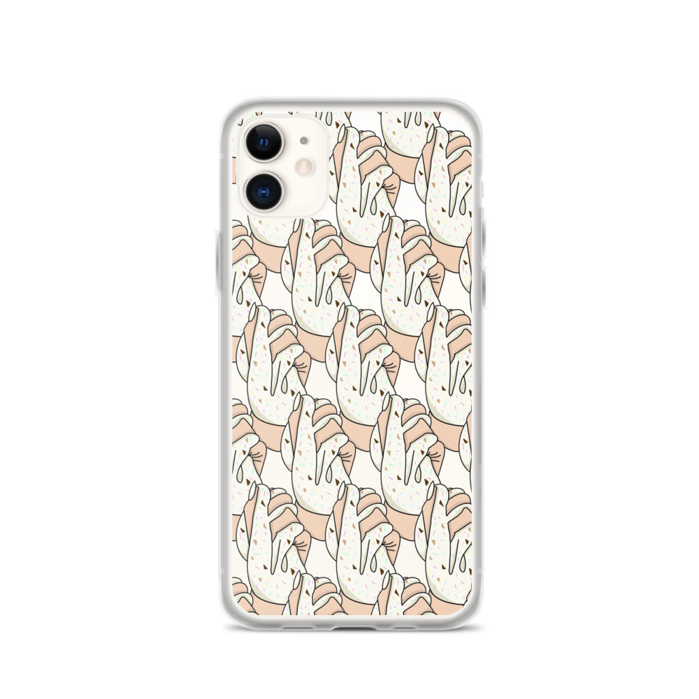Party Milk iPhone Case