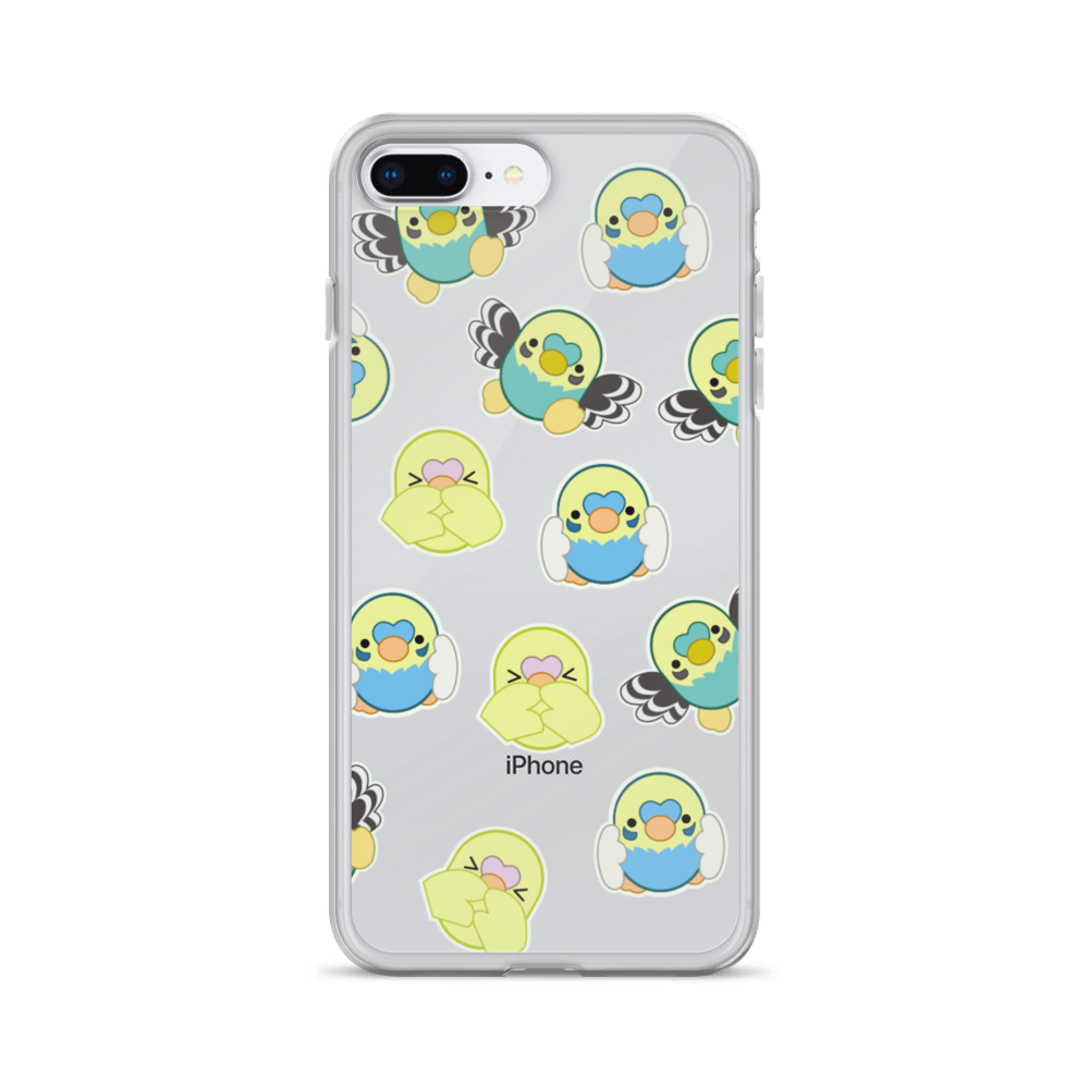 BIRBS IPHONE CASE