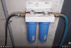 How To Setup A Water Filter for Living Soil