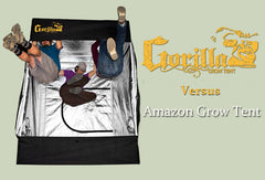 Gorilla Grow Tents, Are They Really Better Than a Cheap Amazon Grow Tent?