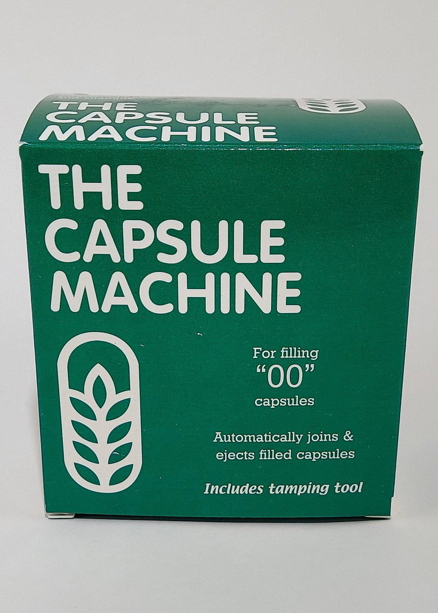 """00"" Capsule Filling Machine"