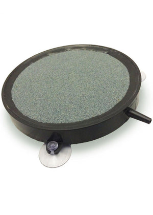 "4.25"" Round Air Stone With suction Cups"