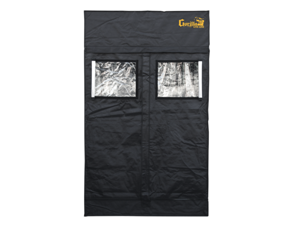 "Gorilla Grow Tents Lite Line 4' x 4' Indoor Grow Room - 48"" x 48"""