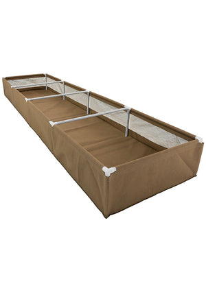 4' x 16' Living Soil Raised Bed  - GrassRoots