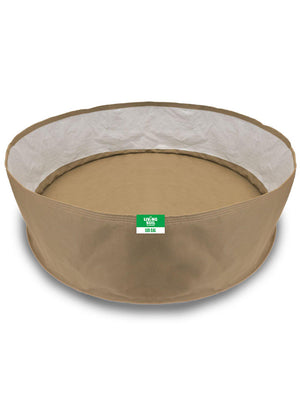 500 Gallon Fabric Living Soil Pots - GrassRoots