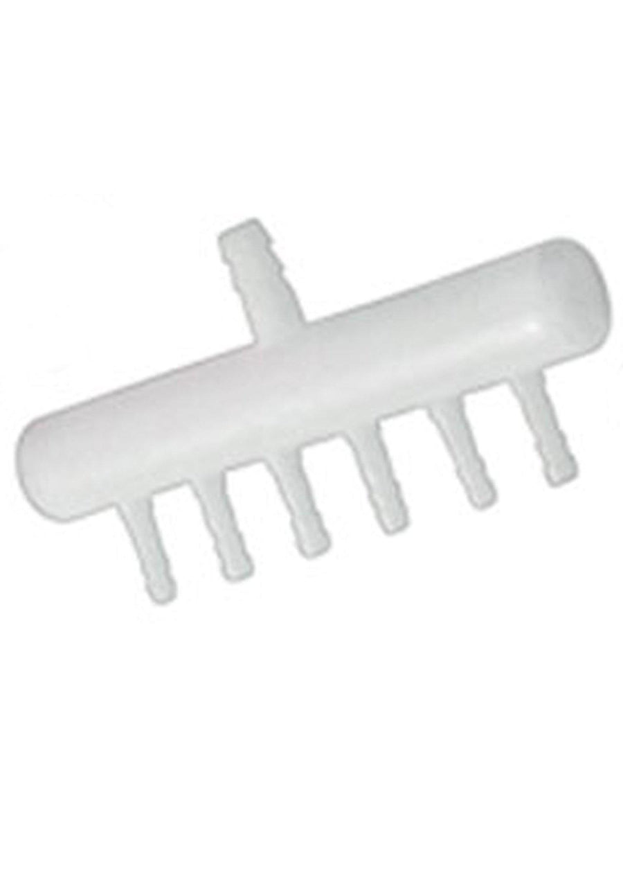 6 Outlet Plastic Air Divider