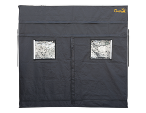 "Gorilla Grow Tents Lite Line 8' x 8' Indoor Grow Room - 96"" x 96"""