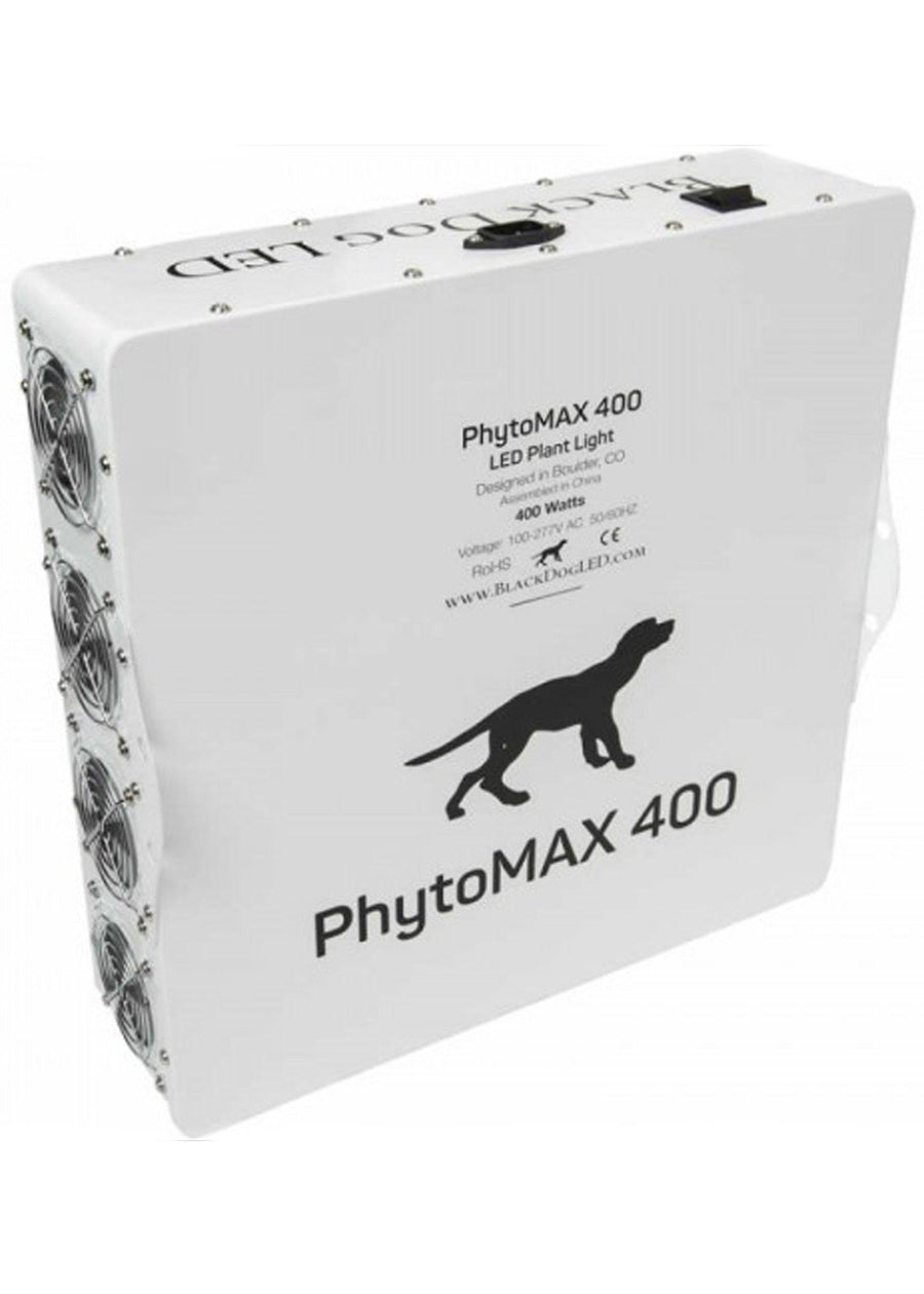 Black Dog Phytomax-2 400 Watt Full Spectrum LED Grow Lights