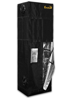 "Gorilla Grow Tent 2' x 2.5' Heavy Duty Indoor Grow Room - 24"" x 30"""