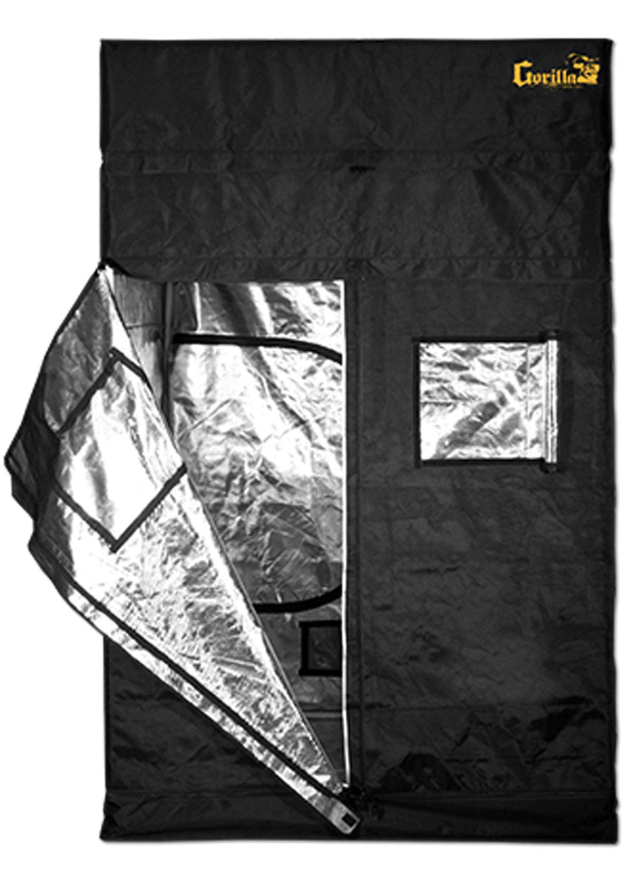 Gorilla Grow Tent 5' x 5' Heavy Duty Indoor Grow Room