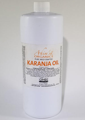 Ahimsa Karanja Oil Quart