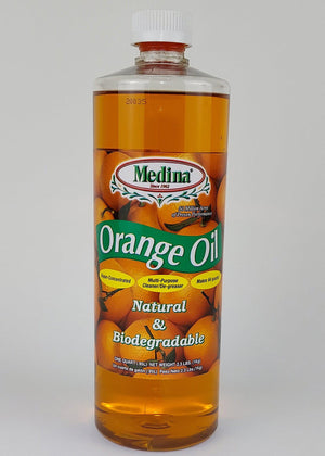 Orange Oil 1 Quart