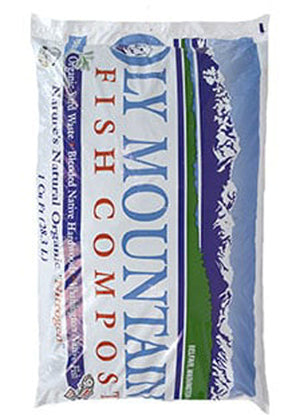 Oly Mountain Fish Compost 1 Cu Ft