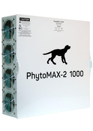 Black Dog Phytomax-2 1000 Watt Full spectrum LED Grow Lights