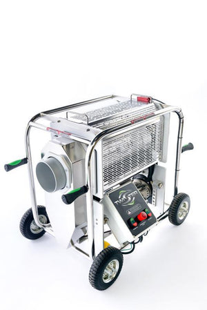 Twister Tandem T2 Trimming System With Trim Saver - Wet or Dry Trim Machine