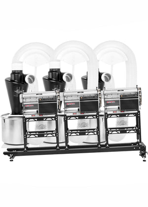 Twister T4 Triple Trimming System With Trim Saver - Trim Machine