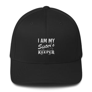 """I Am My Sister's Keeper"" Structured Twill Cap"