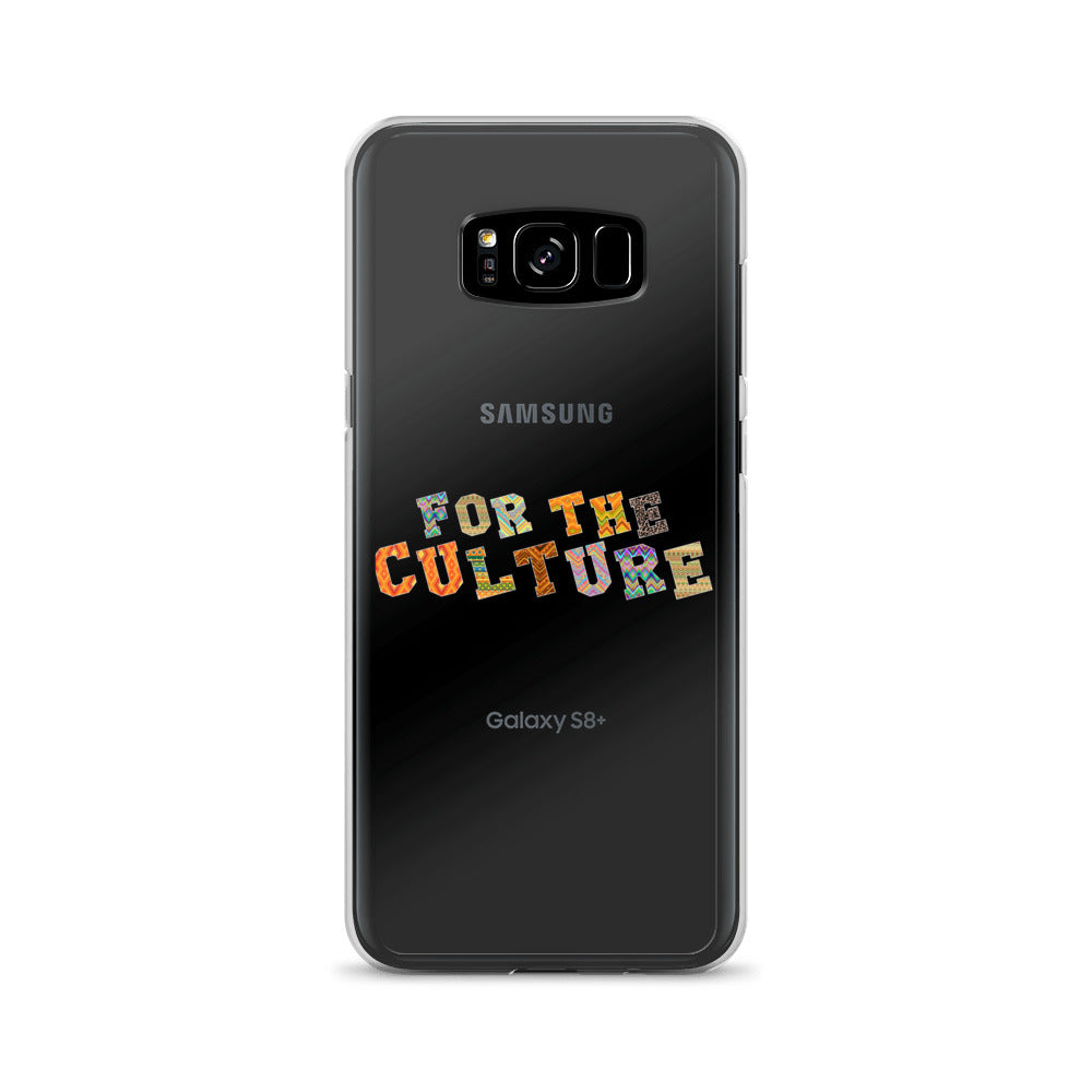 """For The Culture"" Samsung Case"