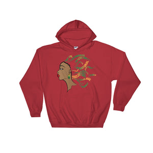 """Team Natural"" Hooded Sweatshirt"