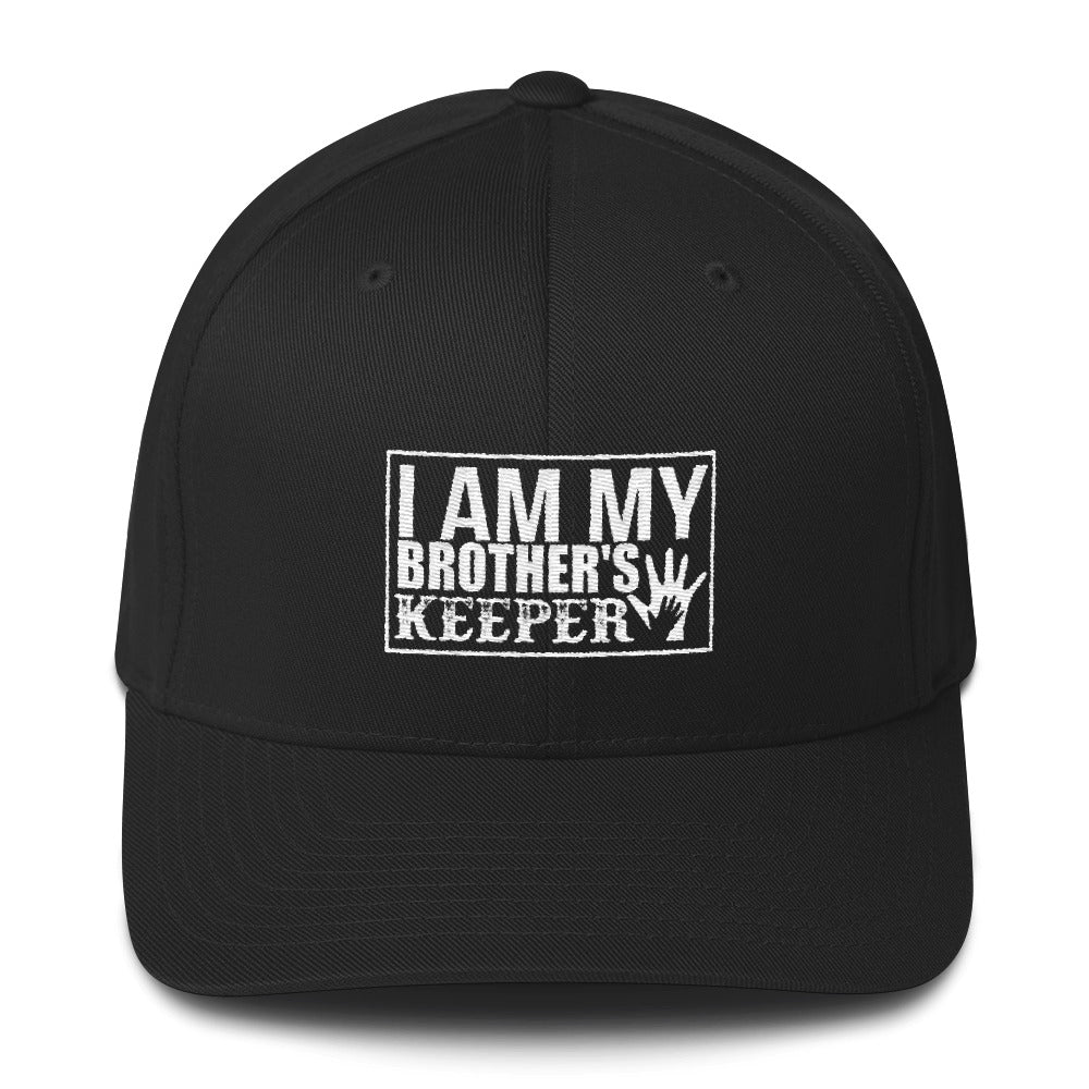 """I Am My Brother's Keeper"" Structured Twill Cap"