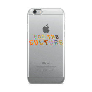 """For The Culture"" iPhone Case"
