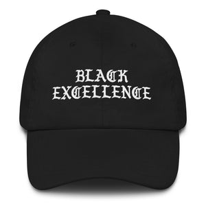 """Black Excellence"" Dad Hat"