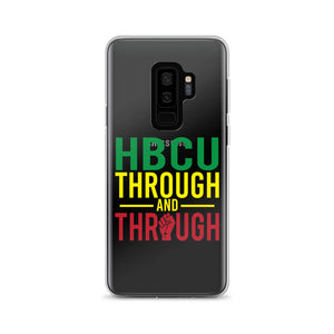 """HBCU Through And Through"" Samsung Case"