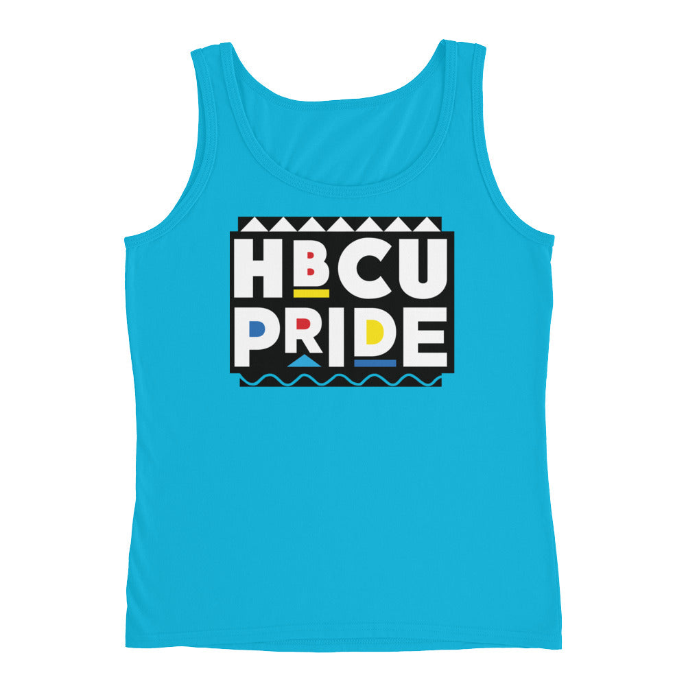 """HBCU Pride"" Ladies' Tank"