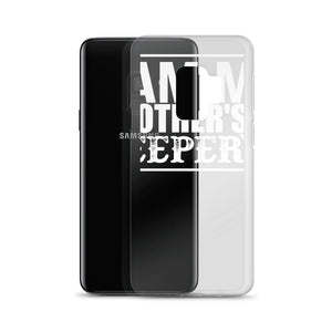 """I Am My Brother's Keeper"" Samsung Case"