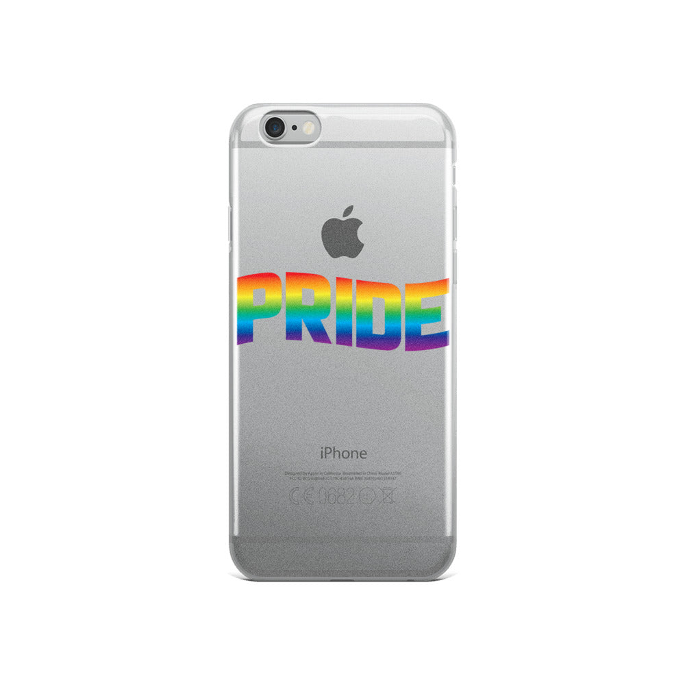 """PRIDE"" iPhone Case"
