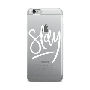 """Slay"" iPhone Case"
