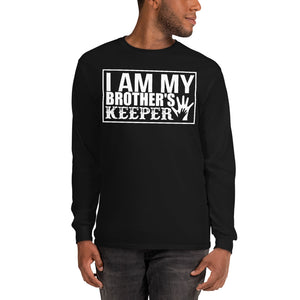 """I Am My Brother's Keeper"" Long Sleeve T-Shirt"