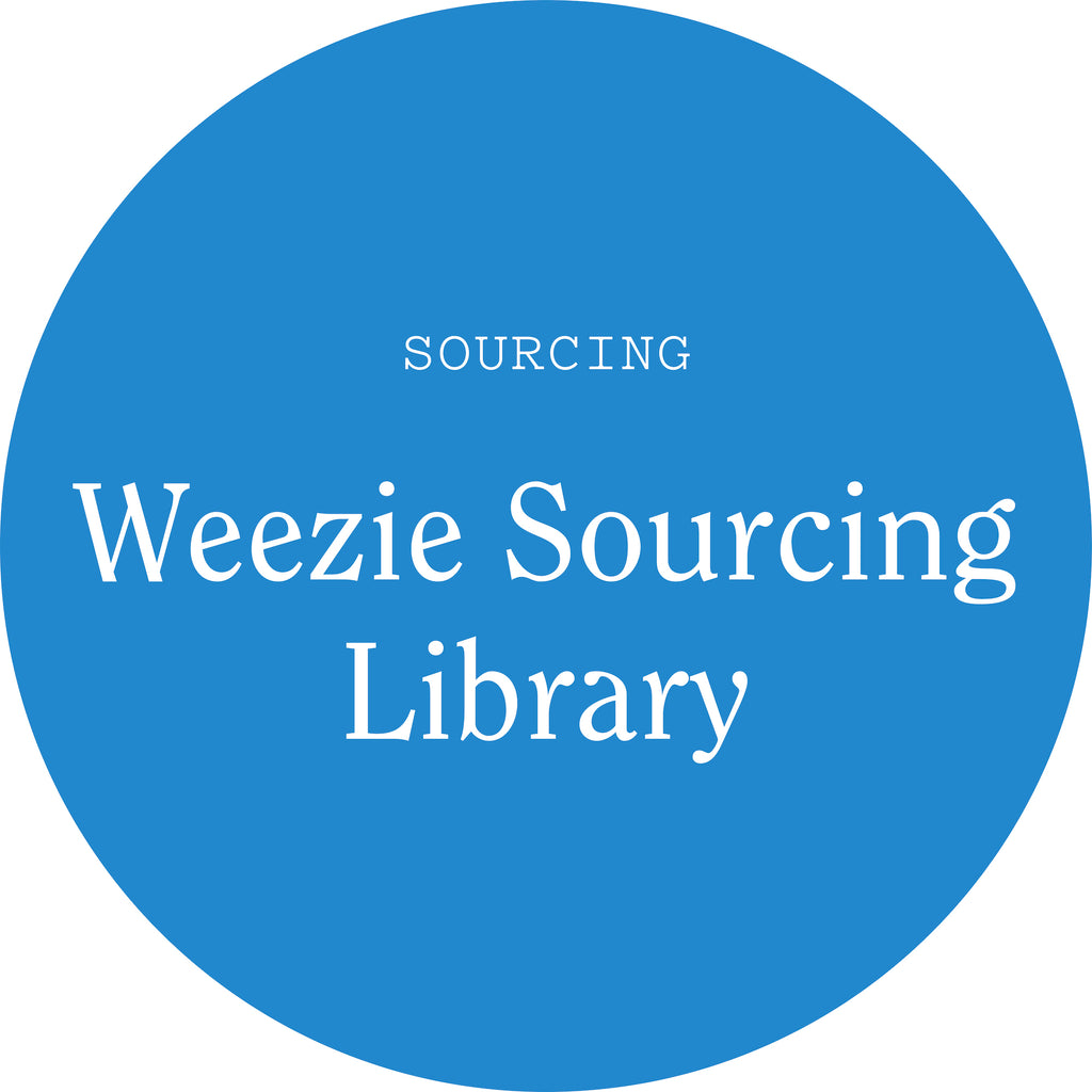 The Weezie Sourcing Library