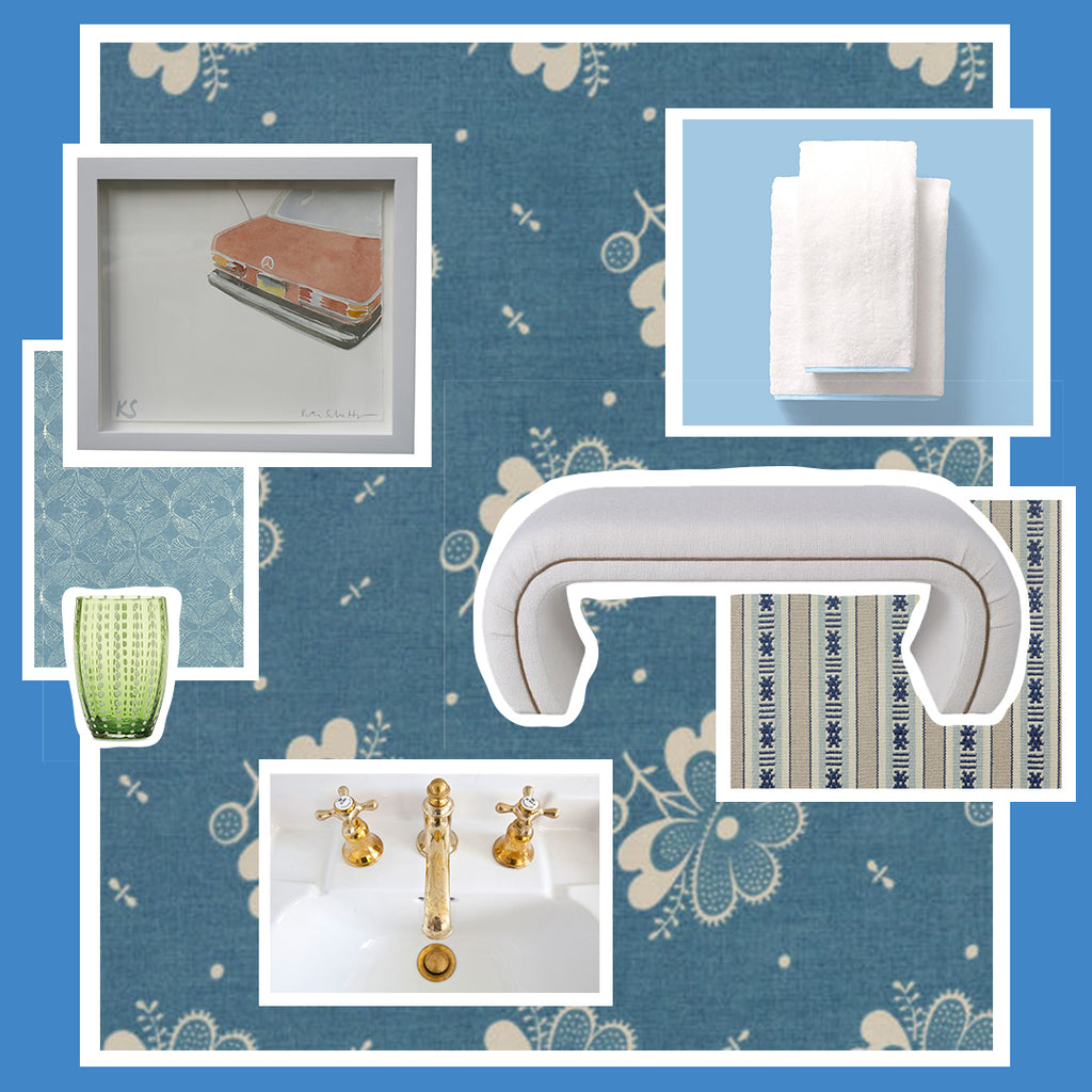 Ramey Caulkins: Dream Bathroom