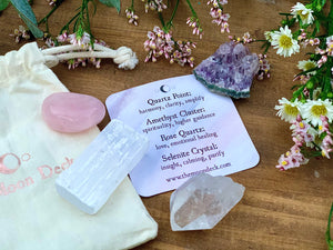 SACRED INTENTION CRYSTAL SET