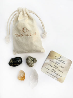 MANIFEST & PROTECT CRYSTAL STONE SET